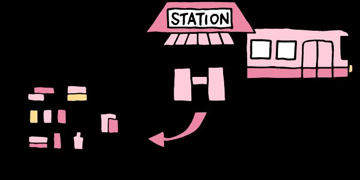 店舗ネットワーク