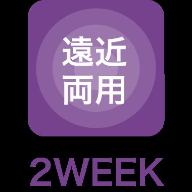使い捨てレンズ-2week-多焦点レンズ(遠近両用)